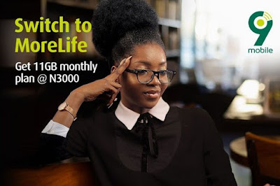 9mobile Morelife - 9mobile Relaunches Morelife,Brings Cheap Calls And Data Plans