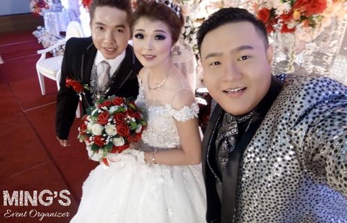 Mc Magelang - Wedding Hwa Sen & Tina Magelang 31 Juli 2016