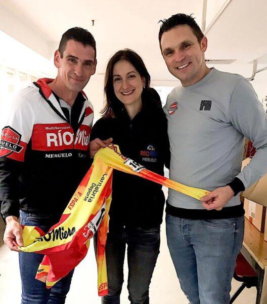 Aida Nuño disputará este fin de semana los Campeonatos de Europa de Ciclocross
