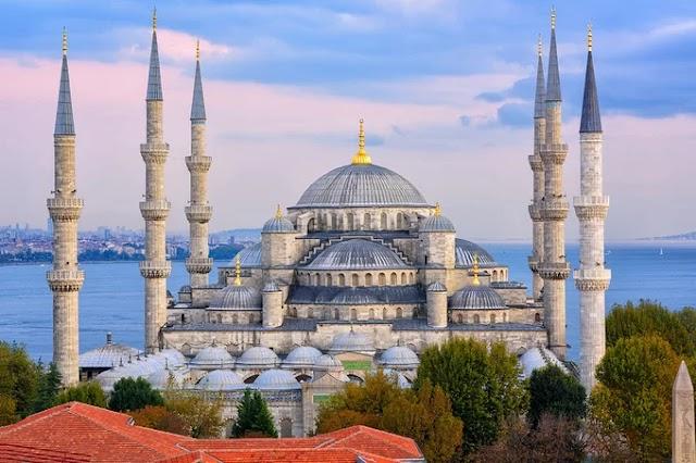 Popular destinations in Turkey