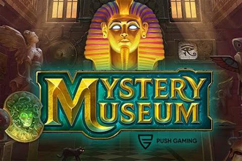 Main Gratis Slot Mystery Museum (Push Gaming) | 96.58% RTP