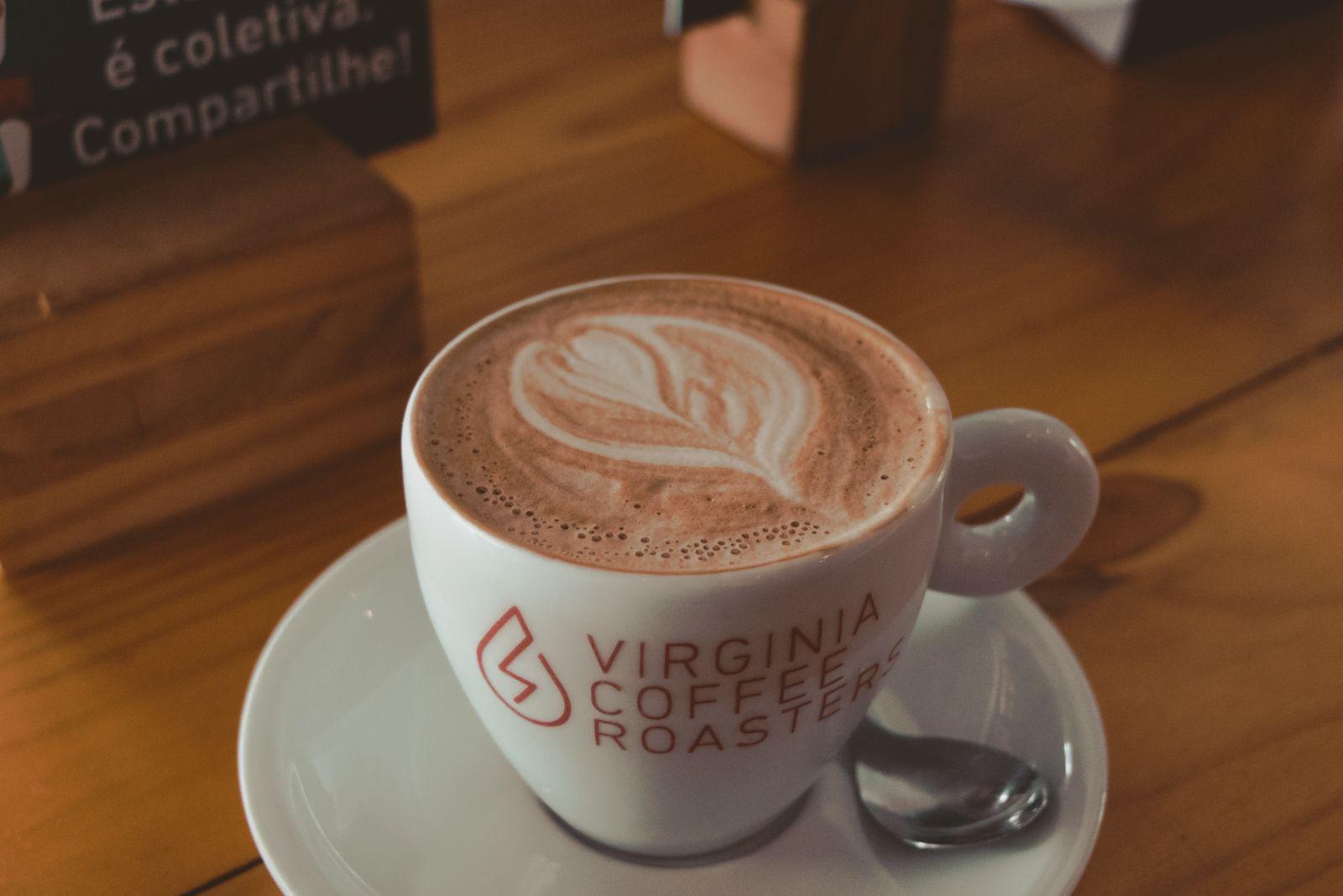 Virginia Coffee Roasters | Campinas - SP cappuccino