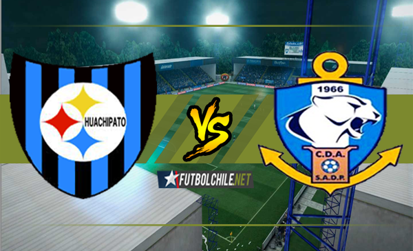 Ver stream hd youtube facebook movil android ios iphone table ipad windows mac linux resultado en vivo, online: Huachipato vs Deportes Antofagasta