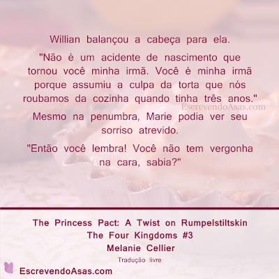 The Princess Pact - Melanie Cellier