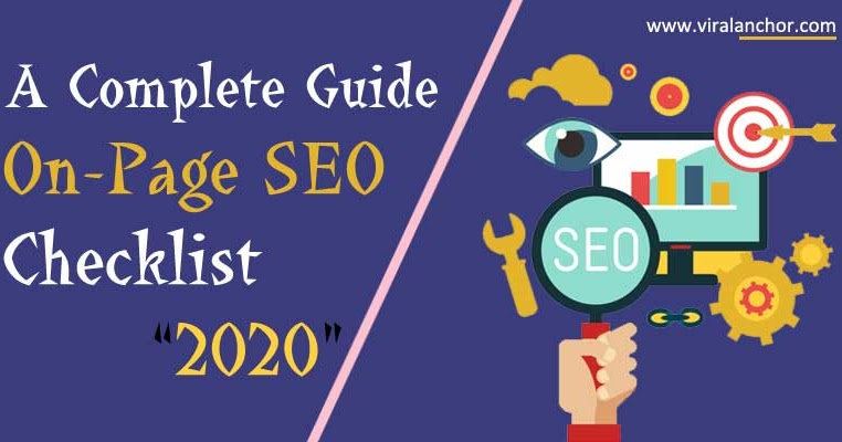 27 On-Page SEO Checklist for New Websites 2020