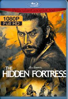 La Fortaleza Escondida[1958] [1080p BRrip] [Castellano-Japones] [GoogleDrive] LaChapelHD