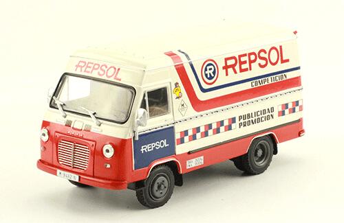 Avia 2500 1973 Repsol Competición vehículos de reparto y servicio salvat