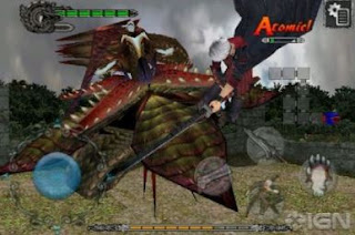 Devil May Cry 4 Refrain for android apk