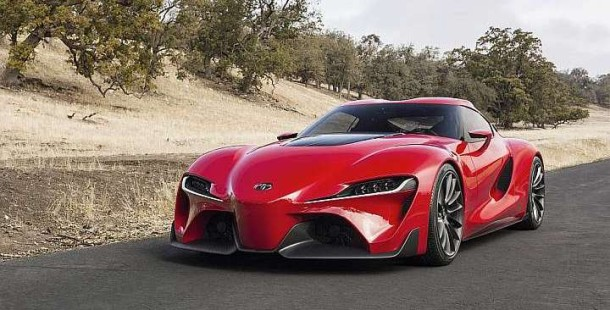 The Coming Of A New 2017 Toyota Supra Is Not Fresh News Anymore, Since We  Already Have The Information That The Latest MK5 Supra Model Will Be A  Beast Of A ...