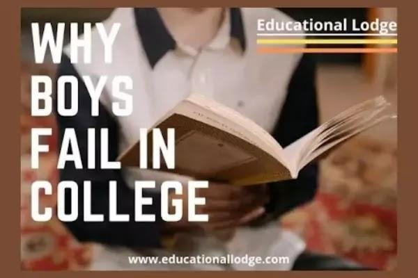 Why Boys Fail In College, Herbert E. Hawkes