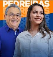 Vem ai o grande arrastão em comemoração a vitória de Vanessa Maia e Dr. Walber em Pedreiras.