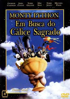 Monty Python Em Busca do Cálice Sagrado - BDRip Dual Áudio
