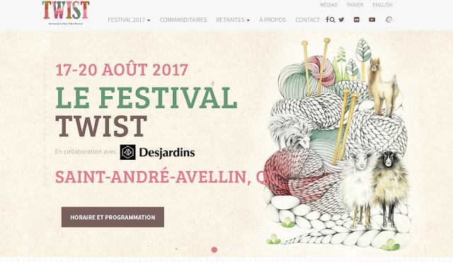 festival twist