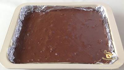 Baton de ciocolata cu nuca - etapa 8