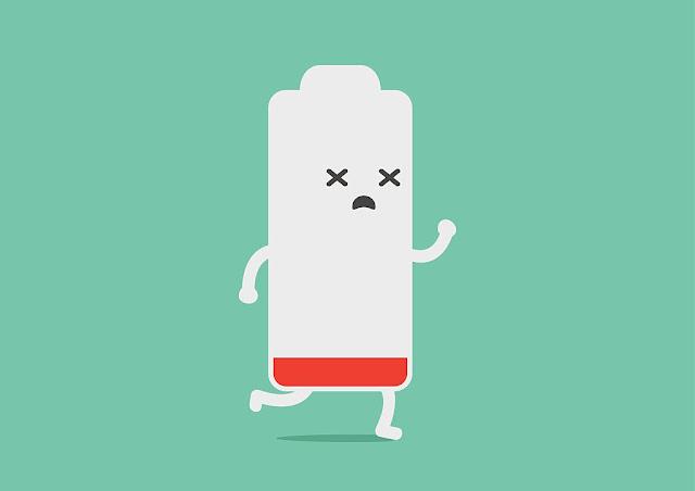 Android tidak bisa di charging