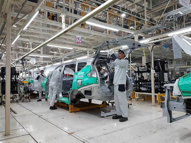 Pabrik Mitsubishi Bekasi