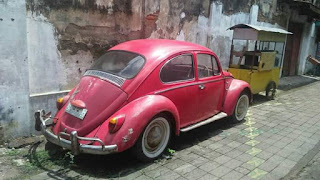 Jual 2 VW Klasik Kombi dan Kodok