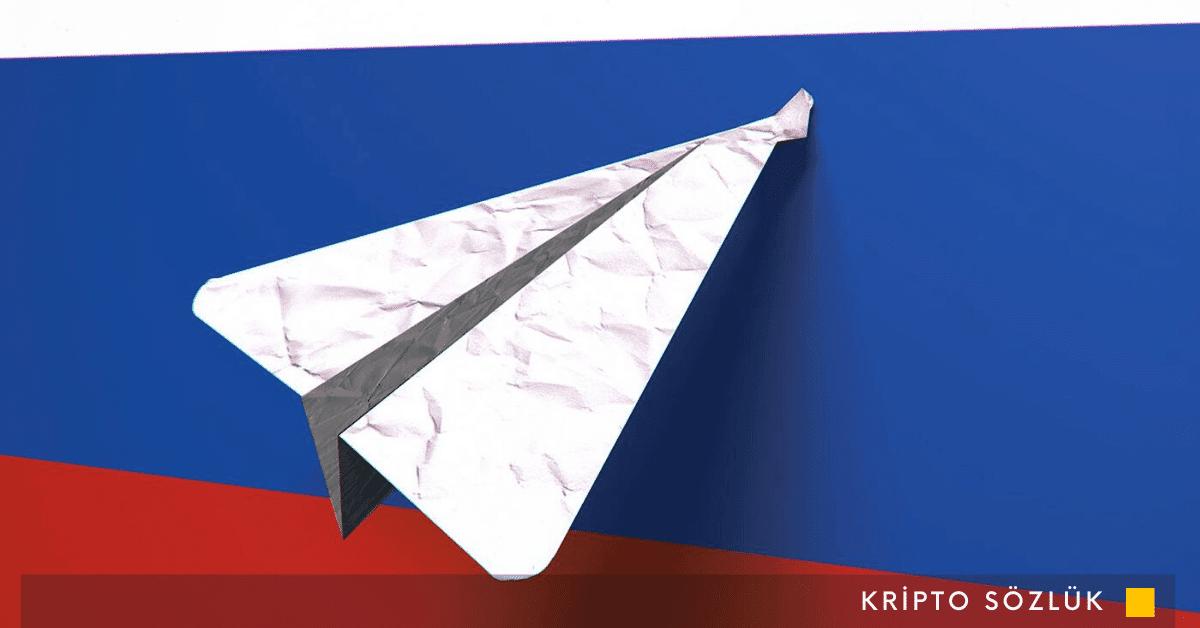 Rusya Telegram Yasağını Kaldırdı