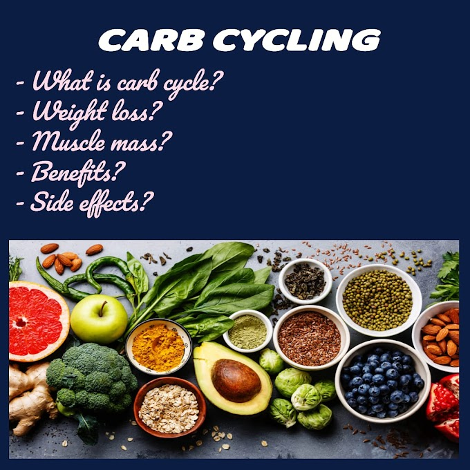 What is Carb cycling and how to do it?