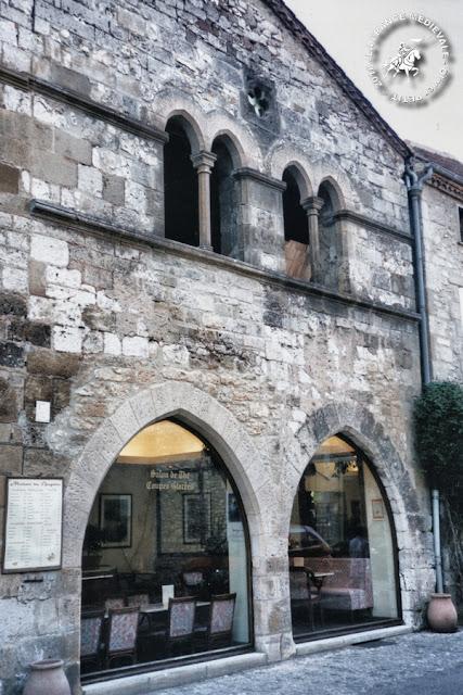MONPAZIER (24) - Bastide médiévale