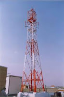 Tower SST tinggi 42 meter