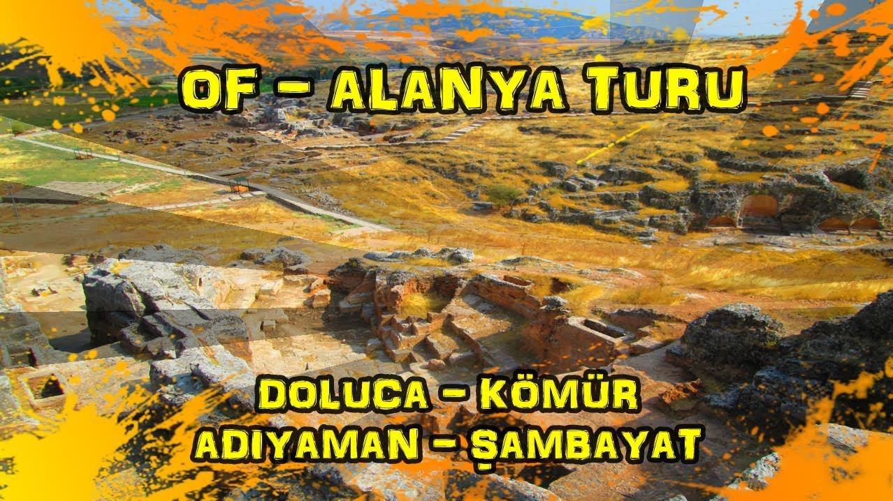 2019/09/16 Doluca ~ Kömür ~ Adıyaman ~ Şambayat