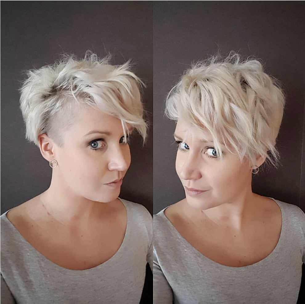 Cute Short Hairstyles and Haircuts Trends in 2019