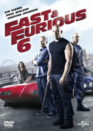 Fast & Furious 6 (2013) [Latino – Ingles] [4K-HEVC]