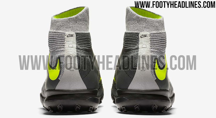 1e6b54835e Last but not least, the outsole of the Heritage pack Nike Hypervenom X Proximo  II boots is all-black.