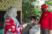 Door to Door, BIN Banten Lakukan Vaksin Warga Dosis Kedua di Cikande
