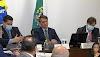 RECUO GERAL: Reunião que aconteceu na manhã desta quinta, marca trégua entre Bolsonaro, Doria e demais governadores