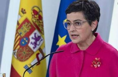 القضاء يصدم وزيرة الخارجية الإسبانية بسبب زعيم عصابات البوليساريو