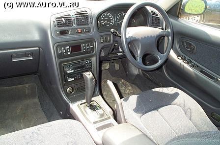 Mitsubishi Galant on 1997 Mitsubishi Galant
