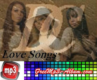 Destiny's Child Album Love Songs cover