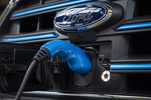 Ford will only sell electric cars in Europe by 2030