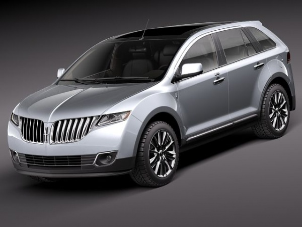Car Overview: 2013 Lincoln MKX
