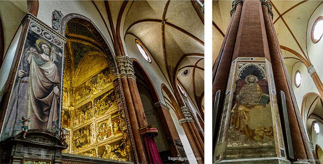 Basílica de São Petrônio, em Bolonha