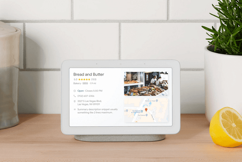 Google rolled out Fuchsia OS on original Nest Hub for testing