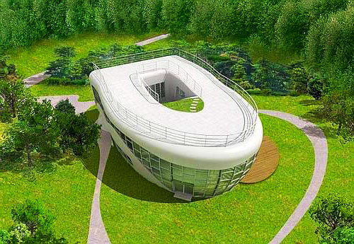 Weirdest top houses 10 10 Awesome