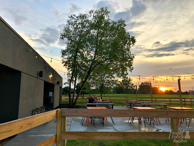 Olentangy River Brewing Company is a trendy coffee shop disguised as a brewery... or is it the other way around? Either way, both coffee lovers & craft beer enthusiasts will love the selections on tap & the atmosphere at this local brewery located in Lewis Center, Ohio.