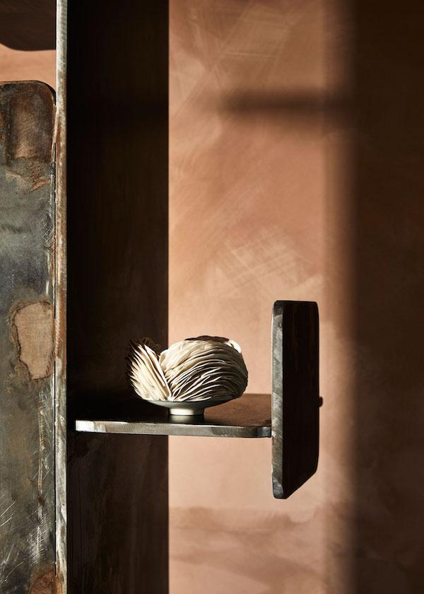 Ceramics | Textural bowls and vases by Olivia Walker