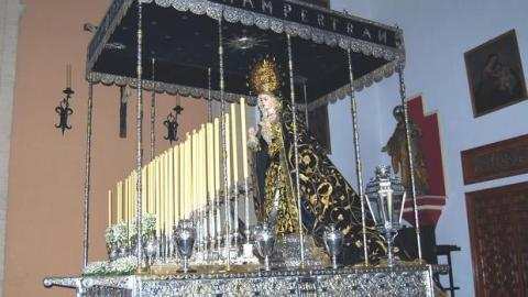 ¿En Carmona se encuentra el palio más antiguo de Andalucía?