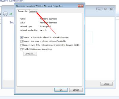 Cara Menyambungkan Laptop Ke Flashzone-seamless 9