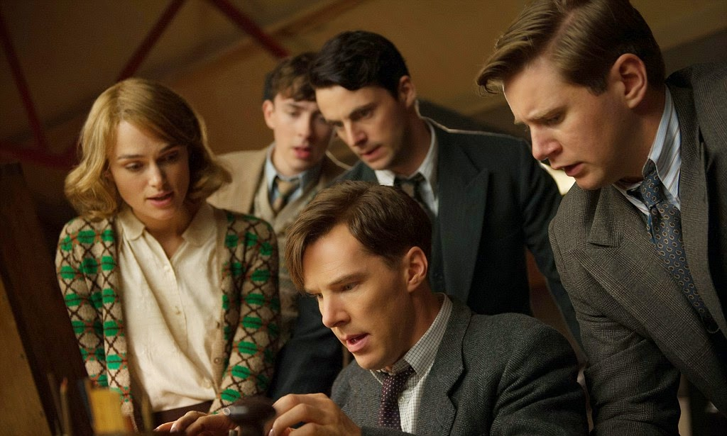 Kód Enigmy (The Imitation Game) – Recenze