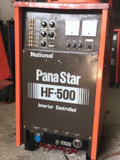 Máy hàn CO2 HF 500 Pana 1 pha