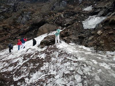 Sikkim Snow Hill