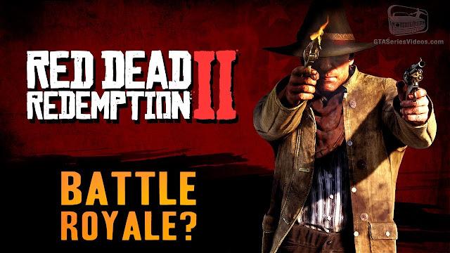 هل سنرى طور Battle Royale في لعبة Red Dead Redemption 2 ؟ شركة Take-Two ترد بقوة …