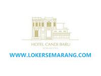 Lowongan Kerja OB Hotel Candi Baru Semarang
