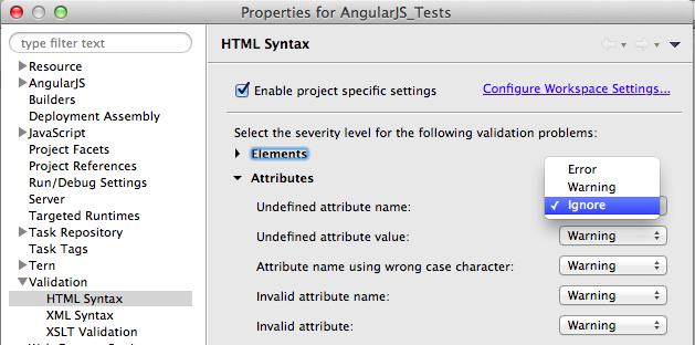 Dinis Cruz Blog: Using AngularJS in Eclipse, Part 1) The Basics