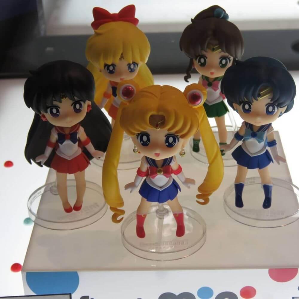 Фигурки Sailormoon новые игрушки 2020